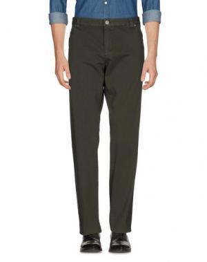Повседневные брюки ALVIERO MARTINI 1A CLASSE. Цвет: зеленый-милитари