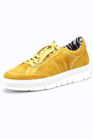 Sneakers SOYA FISH. Цвет: yellow