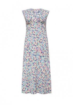 Платье Vay. Цвет: разноцветный