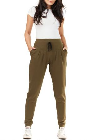 Pants INFINITE YOU. Цвет: khaki
