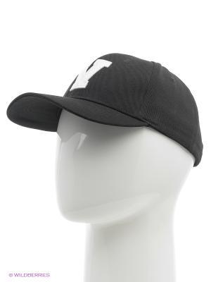 Бейсболка TRUESPIN Abc Baseball Cap True Spin. Цвет: зеленый, антрацитовый, серый, темно-серый