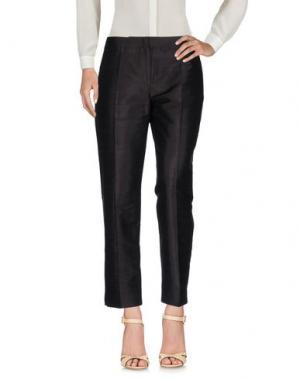 Повседневные брюки I BLUES. Цвет: темно-коричневый