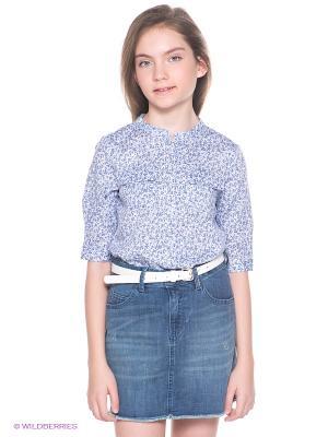 Блузка Orby. Цвет: фиолетовый
