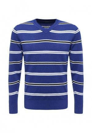 Пуловер B.Men. Цвет: синий
