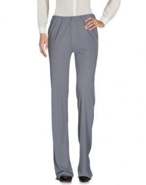 Повседневные брюки BARBON. Цвет: серый