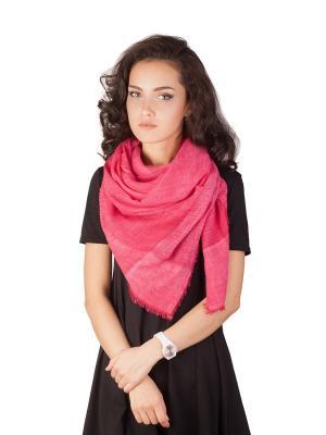 Платок Элеганс (ярко-розовый) Le Motif Couture. Цвет: фуксия
