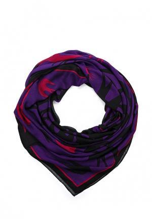Платок McQ Alexander McQueen. Цвет: фиолетовый