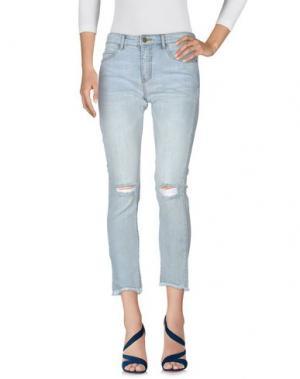 Джинсовые брюки BILLABONG. Цвет: синий