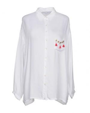 Pубашка ONDADEMAR. Цвет: белый
