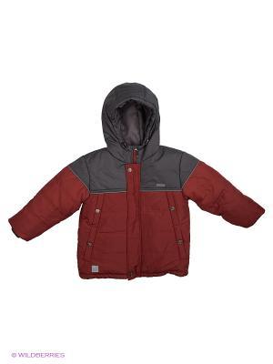 Куртка Hippo Hoppo. Цвет: терракотовый