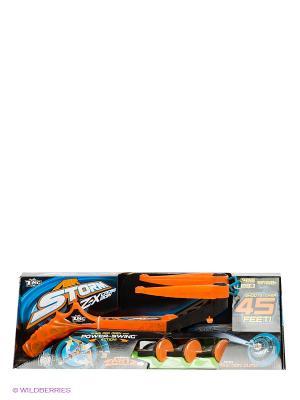 Арбалет ZX-Crossbow Воздушный шторм ZING. Цвет: оранжевый, черный