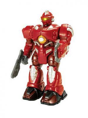 Робот Red Revo Hap-P-Kid. Цвет: красный