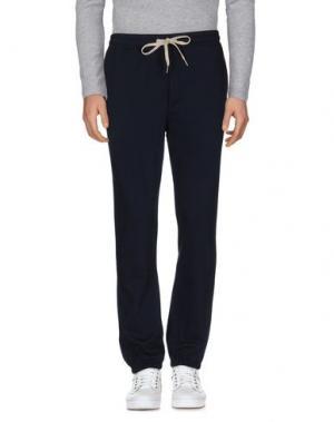 Повседневные брюки YMC YOU MUST CREATE. Цвет: темно-синий