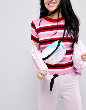 Spiral Сумка-кошелек на пояс. Цвет: мульти