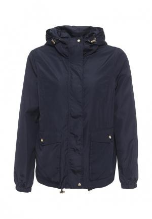 Куртка Top Secret. Цвет: синий