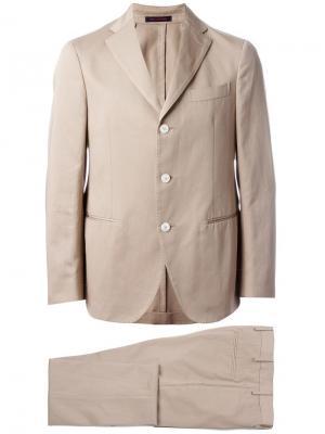 Брючный костюм Degas The Gigi. Цвет: коричневый