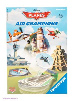 Настольная игра Самолеты: воздушные чемпионы Ravensburger. Цвет: красный