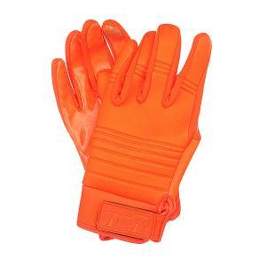 Перчатки сноубордические  Daily Pipe Orange Neff. Цвет: оранжевый