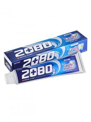 Зубная паста Dental Clinic Original НАТУРАЛЬНАЯ МЯТА 120г Kerasys. Цвет: белый