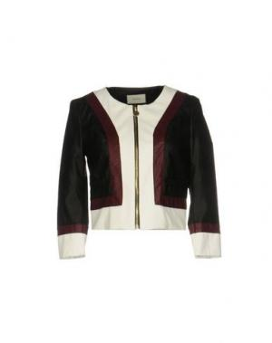 Куртка VICOLO. Цвет: черный