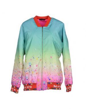 Куртка MANISH ARORA. Цвет: светло-зеленый
