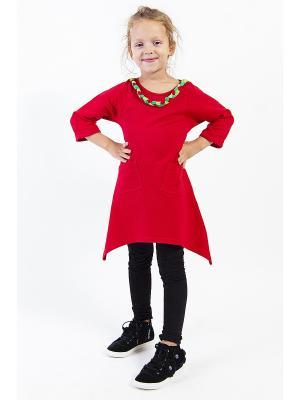 Платье FairyTale с косичкой Emily Rise