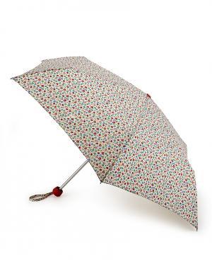 Зонт механический Цветы  by Fulton Cath Kidston. Цвет: multicolor