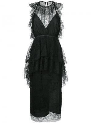 Платье Ocean Drive Alice Mccall. Цвет: чёрный