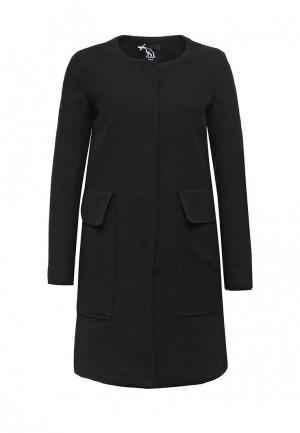 Пальто Sinequanone. Цвет: черный