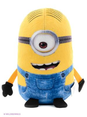 Игрушка антистресс Стюарт Миньоны. Цвет: желтый