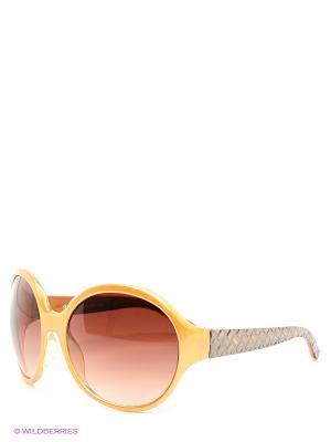 Солнцезащитные очки MS 01-04807P Mario Rossi. Цвет: золотистый
