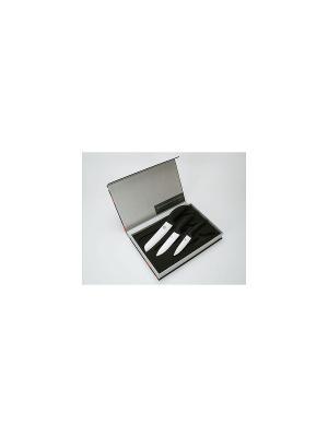 Ножи кухонные MAYER-BOCH. Цвет: черный, белый
