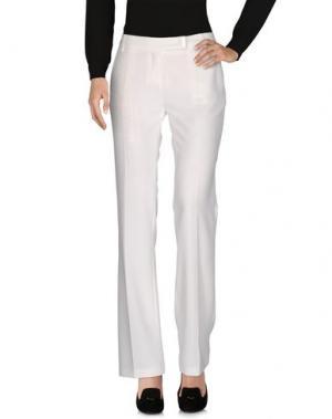 Повседневные брюки LUNATIC. Цвет: белый