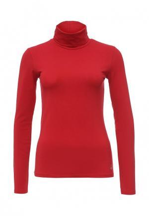 Водолазка United Colors of Benetton. Цвет: красный