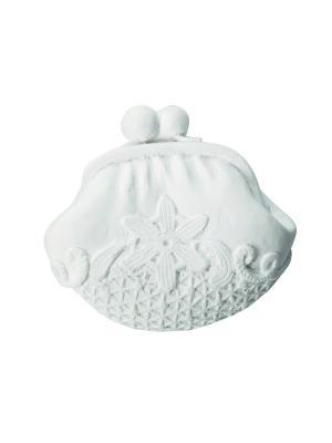 Ароматические украшения Клатч, аромат Лунный свет Mathilde M. Цвет: белый