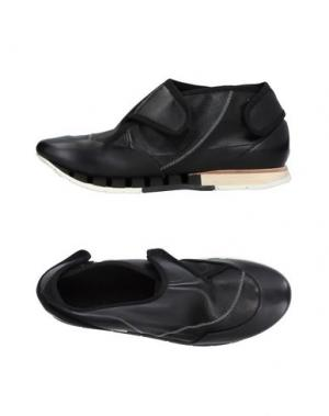 Высокие кеды и кроссовки ARTSELAB. Цвет: черный