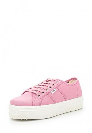Кеды Victoria. Цвет: розовый