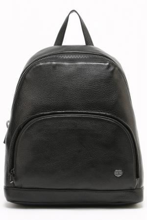 Рюкзак Bruno Perri. Цвет: черный