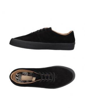 Низкие кеды и кроссовки POINTER. Цвет: черный