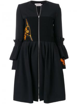 Пальто Joela Preen By Thornton Bregazzi. Цвет: чёрный