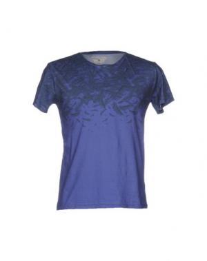 Футболка MACCHIA J. Цвет: темно-фиолетовый