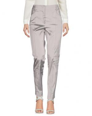 Повседневные брюки THOMAS RATH. Цвет: серый