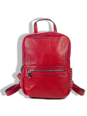 Рюкзак AnnA Wolf. Цвет: красный