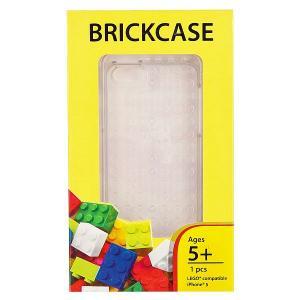 Чехол для iPhone 5  BrickPhone5 Clear Smallworks. Цвет: белый