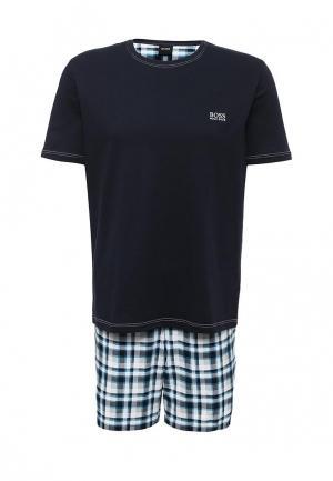 Пижама Boss Hugo. Цвет: разноцветный