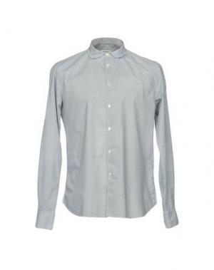 Pубашка OFFICINA 36. Цвет: серый