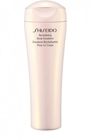 Восстанавливающая эмульсия для тела Shiseido. Цвет: бесцветный