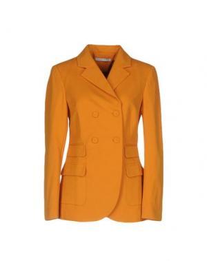 Пиджак FINDERS KEEPERS. Цвет: оранжевый
