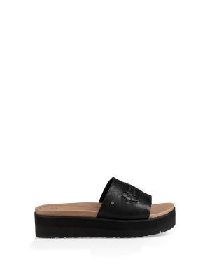 Пантолеты UGG. Цвет: черный
