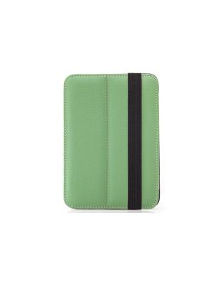 Универсальный чехол-книга для планшета 7 VERSADO. Цвет: зеленый